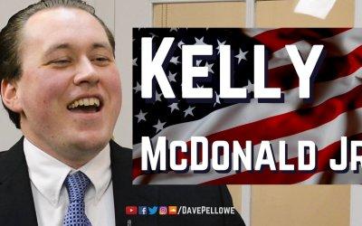 #022 Kelly McDonald Jr on Trump's Promises, Impeachment & Liberals