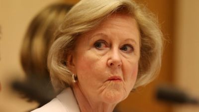 Gillian Triggs - photo by Andrew Meares