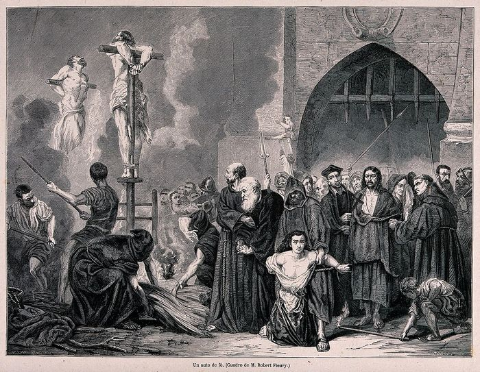 Image result for holy inquisition