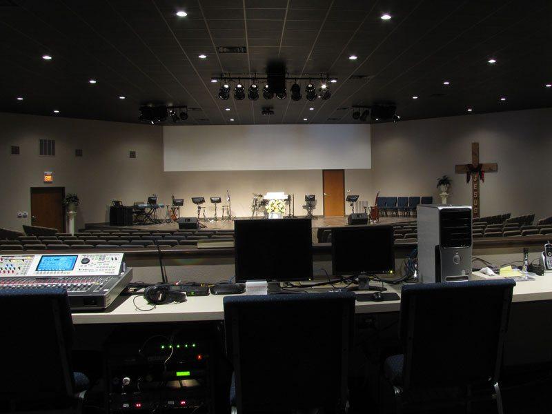 Gateway Community Church - Church Audio Video Solutions