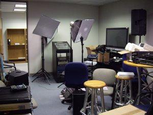 Messy Demo Room