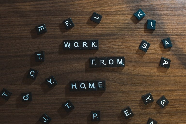 work from home photo contest