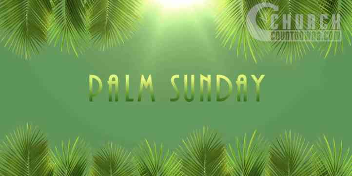 Palm Sunday Bright Title 1 Preview