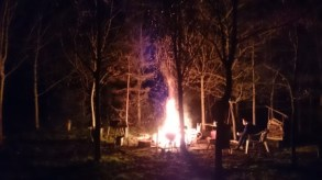 Tyler - campfire