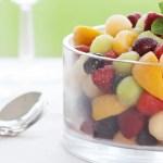 Frozen Californian Fruit Salad 500g Bag