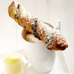 Chocolate Twist Croissant