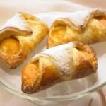 Apricot Danish Croissant