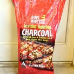 Fuel Express Instant Lighting Charcoal 4 x 1kg Bags bbq