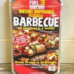 Fuel Express Instant Disposable Party Size Barbecue BBQ