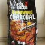 Fuel Express Lumpwood Charcoal 5kg bbq
