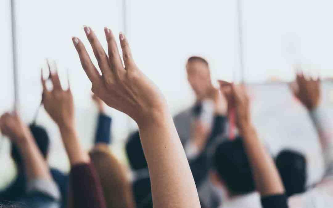Four Things Keeping People From Volunteering