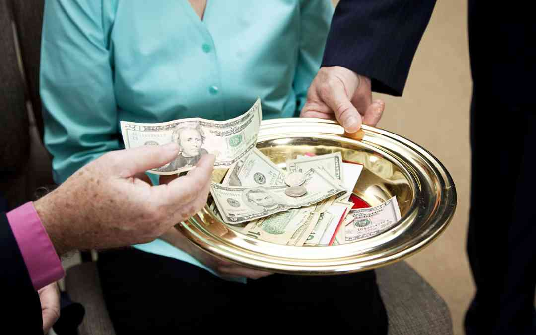 How to Talk About Money in the Church