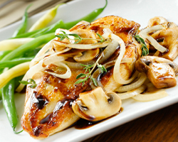 Image result for Chicken Breasts with Balsamic Vinegar and Garlic