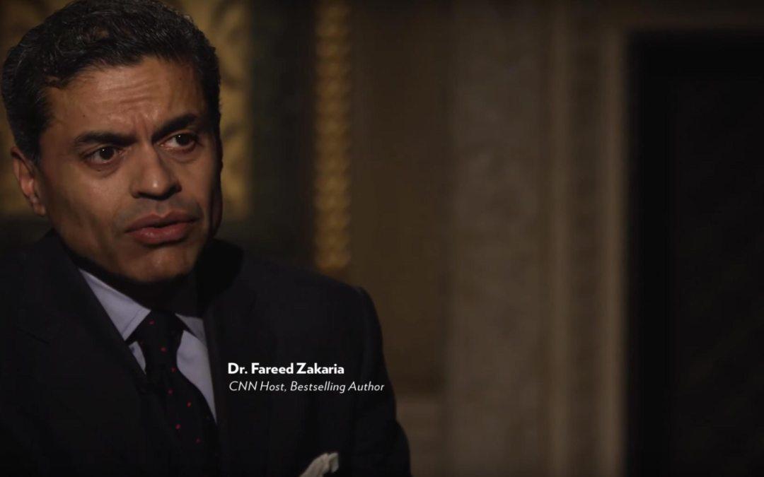 CNN's Fareed Zakaria Headlines AMEI