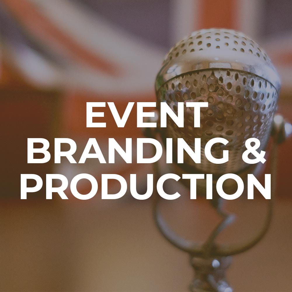 Event Branding & Production