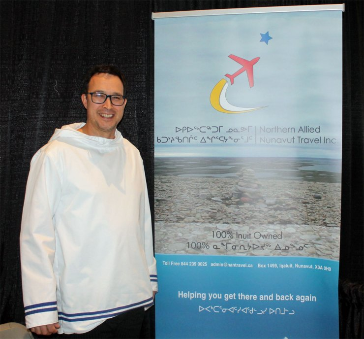 Victor Tootoo, President, Baffin Regional Chamber of Commerce and Northern Allied Nunavut Travel Inc.