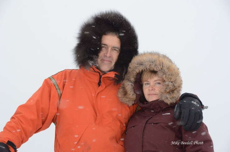 Churchill Wild co-founders and owners Mike and Jeanne Reimer