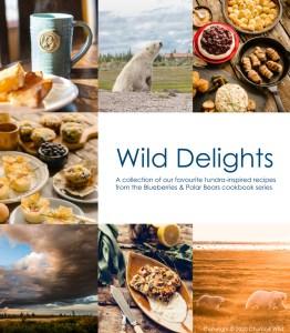 Free Wild Delights Cookbook Download! Click Image.