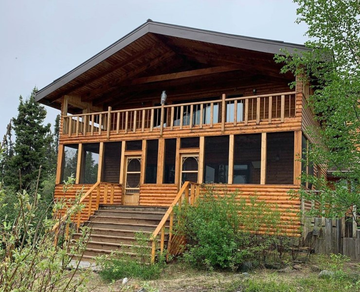 A refresh for North Knife Lake Lodge! Five decades of fond fishing memories. And more to come!