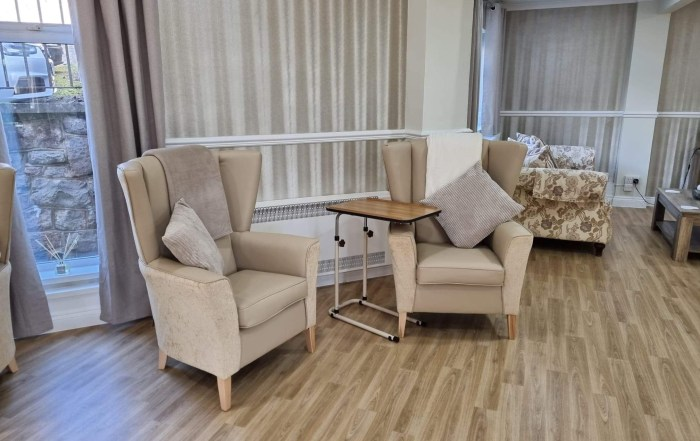 New Lounge at Axbridge Court