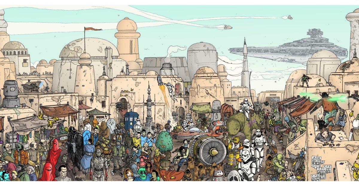 Where's Lando?
