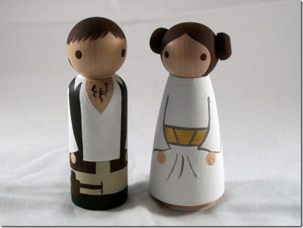 Star Wars Wedding Cake Toppers   ChurchMag Star Wars Wedding Cake Toppers