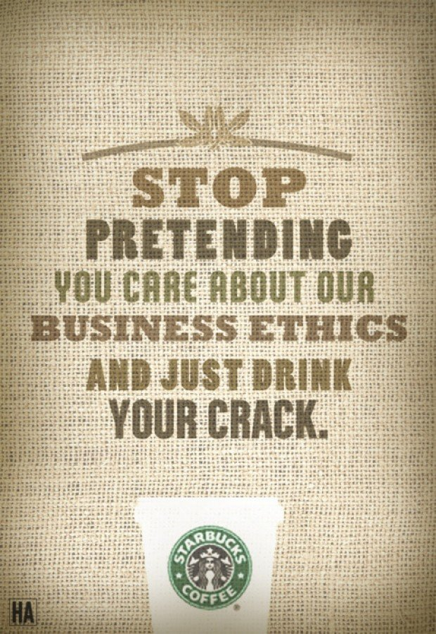 Honest Rice Krispies Amp Starbucks Ads Churchmag