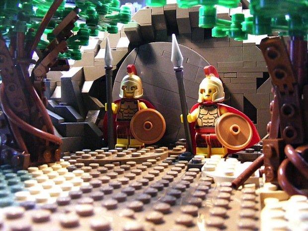 Resurrection LEGO