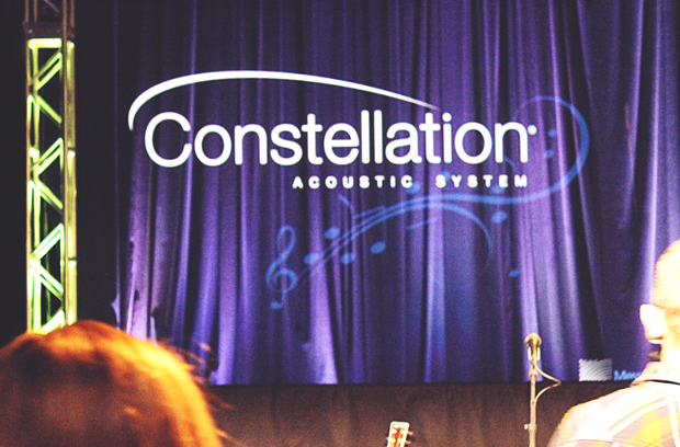 constellation acoustic system