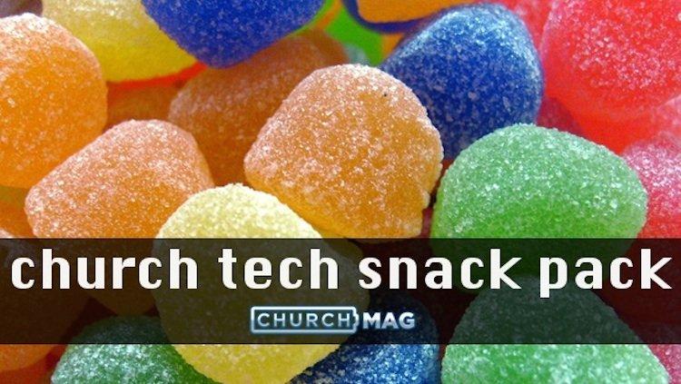 Church Tech Snack Packs
