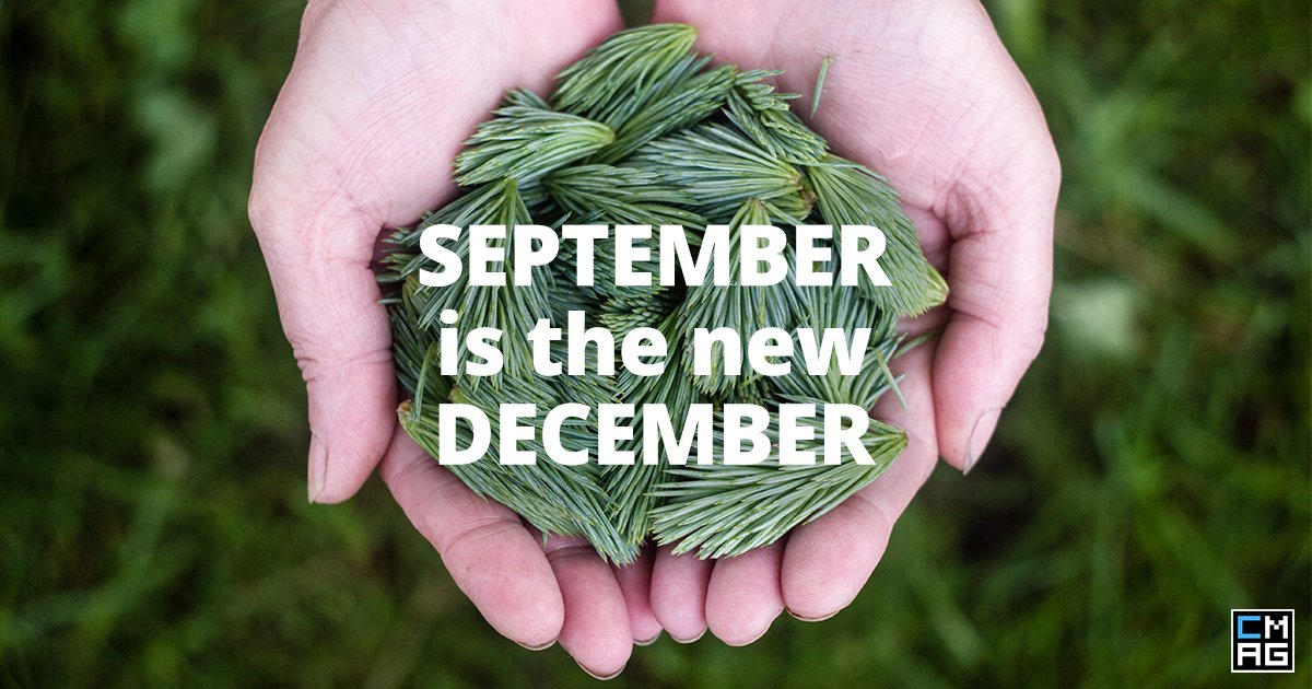 December Giving Starts In September: Is Your Church Ready?