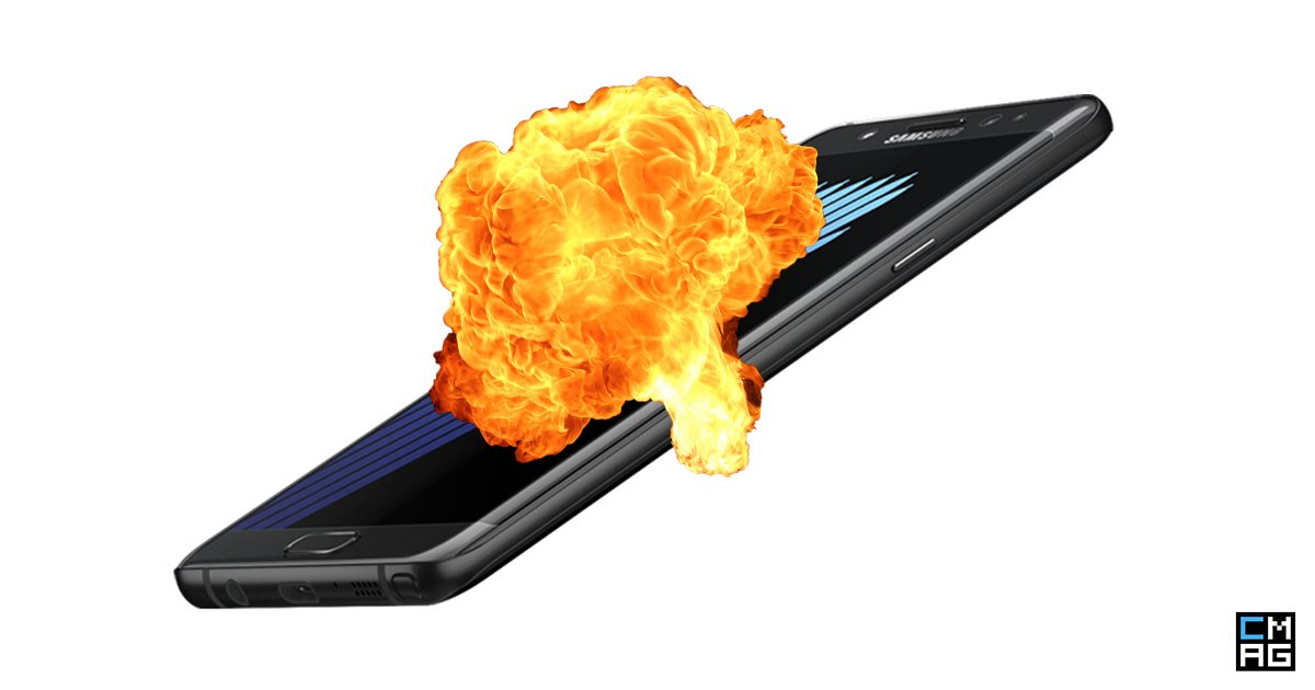 Wasting Money On the Samsung Note 7?