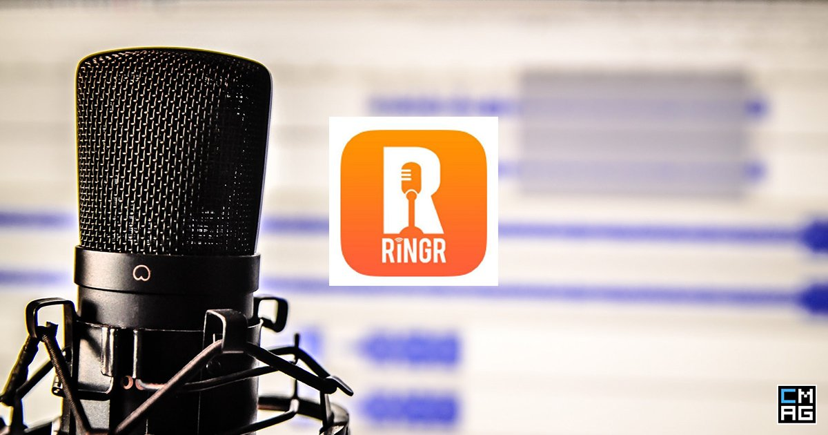 Recording a Podacast on an iPad or iPhone with Ringr