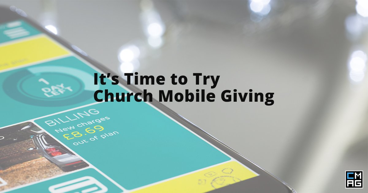 4 Pro Tips for Getting Your Church to Try Mobile Giving for the First Time