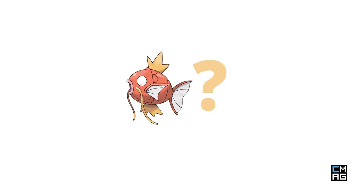 Is it Possible to Beat Pokemon with Just a Magikarp? [Video]