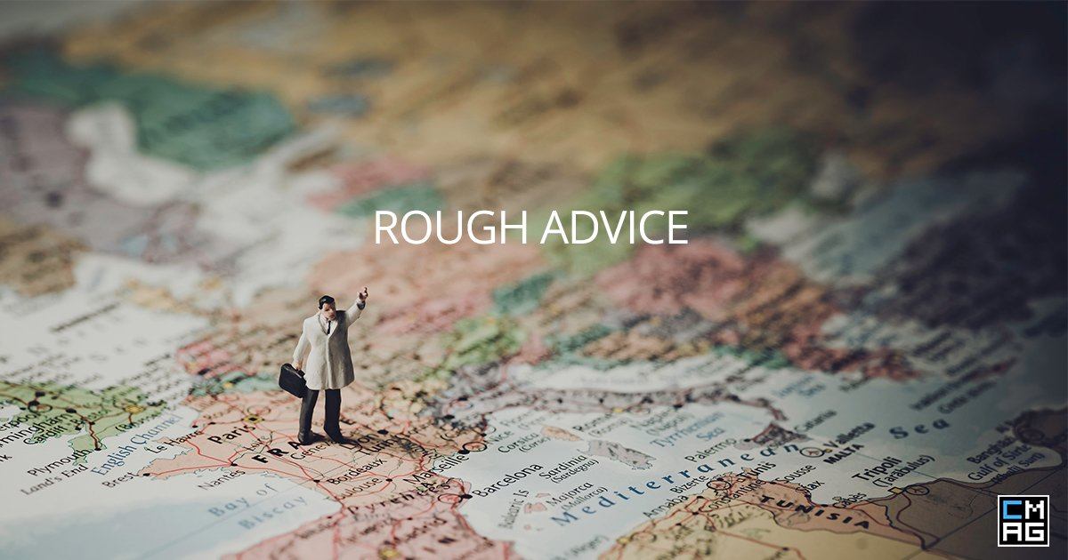 """Some Rough Advice for the """"Real World"""" [Video]"""