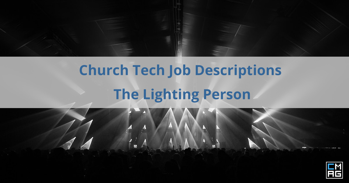 The Lighting Person
