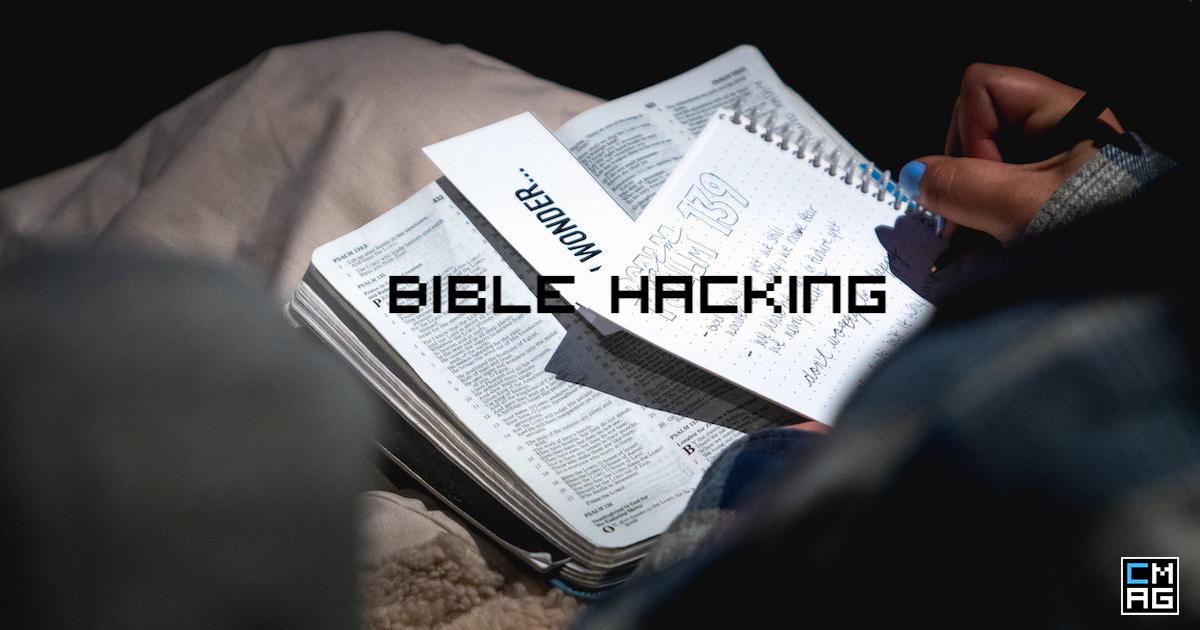 Bible Hacking