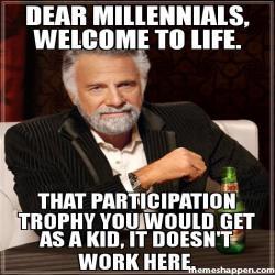Meme millennials 1