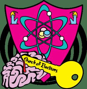 Church of Electrons Logo