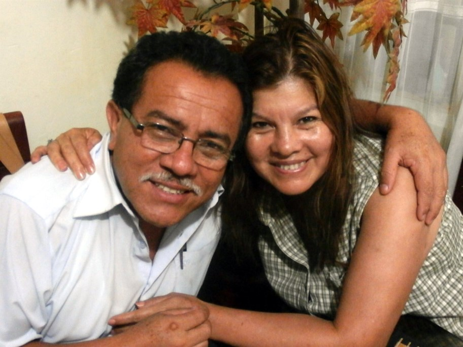 Samuel and Elizabeth Rios