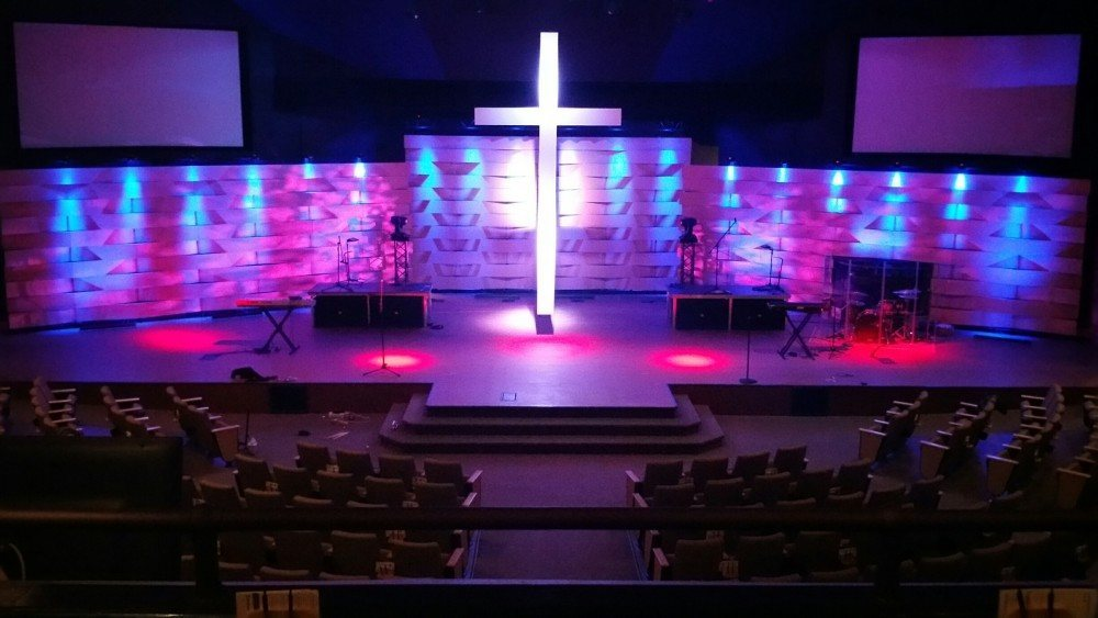 Creative Church Stage Designs Of 2016