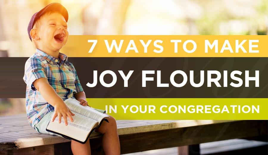 Church Relevance - Joy In Church