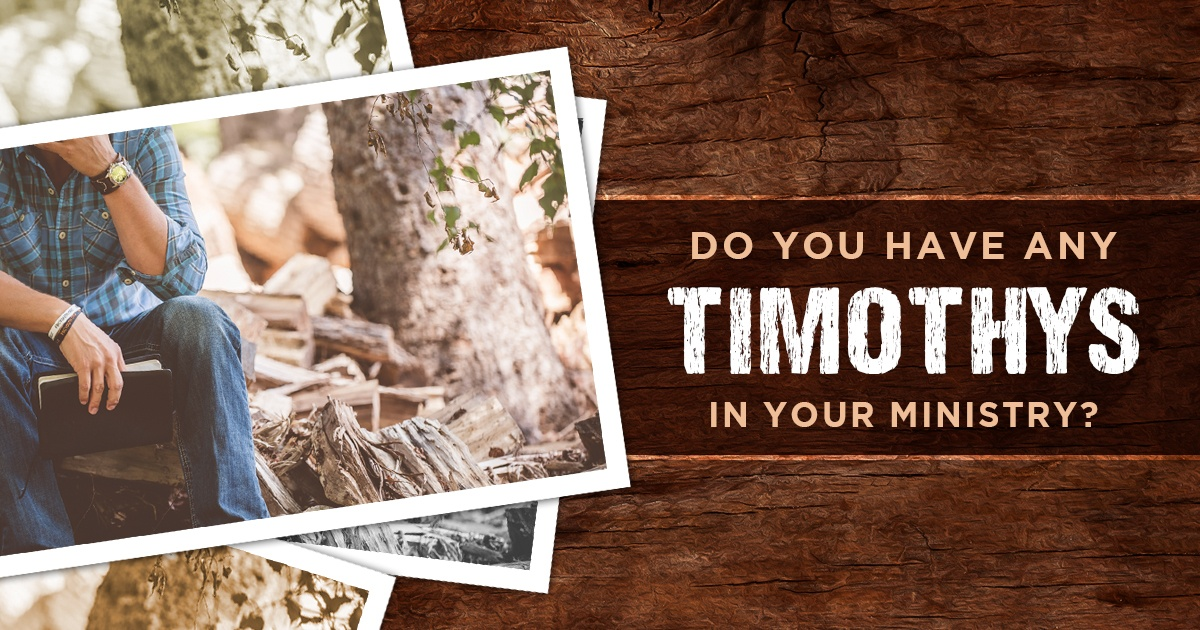 Church Relevance - Timothy in Ministry