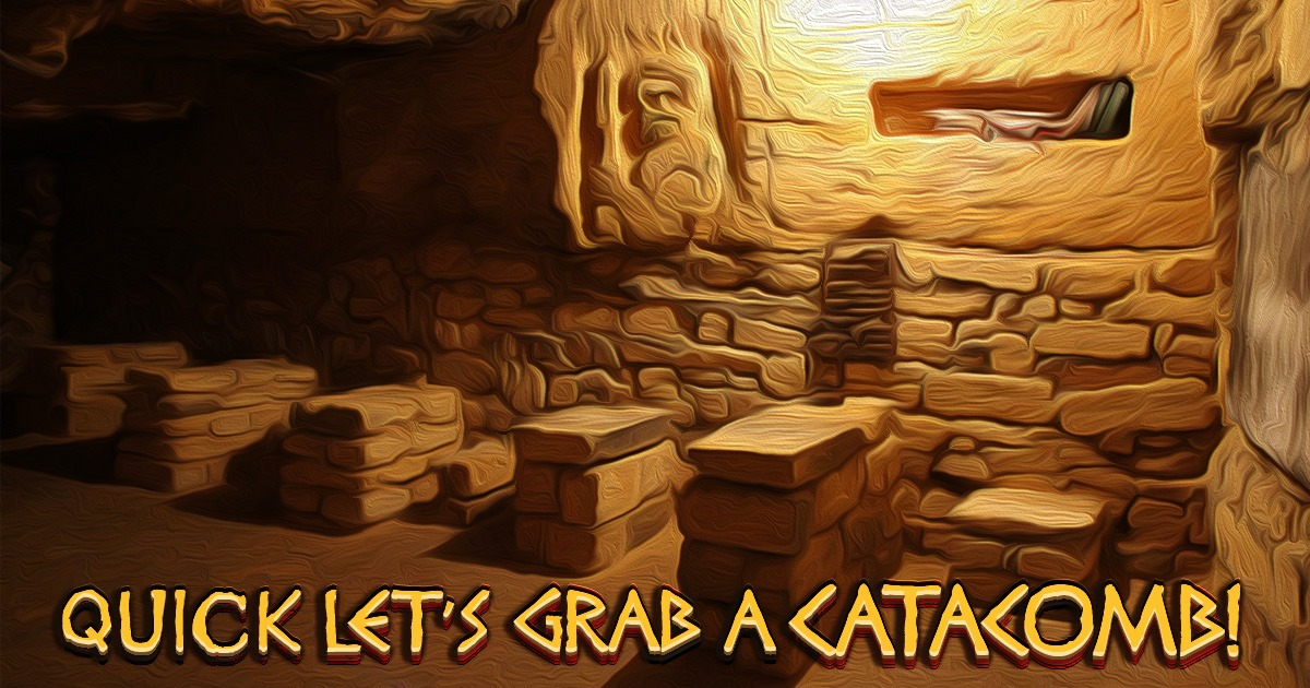 Election Time - Lets all grab a catacomb