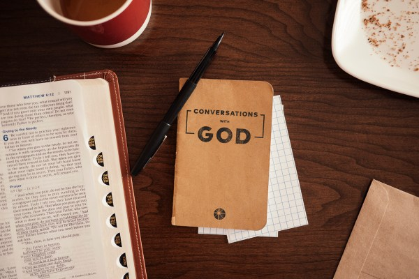 Conversations with God – Church Sermon Series Ideas