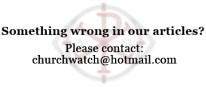 ChurchWatch-Contact