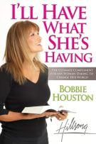 Bobbie Houston i'll have what she's having