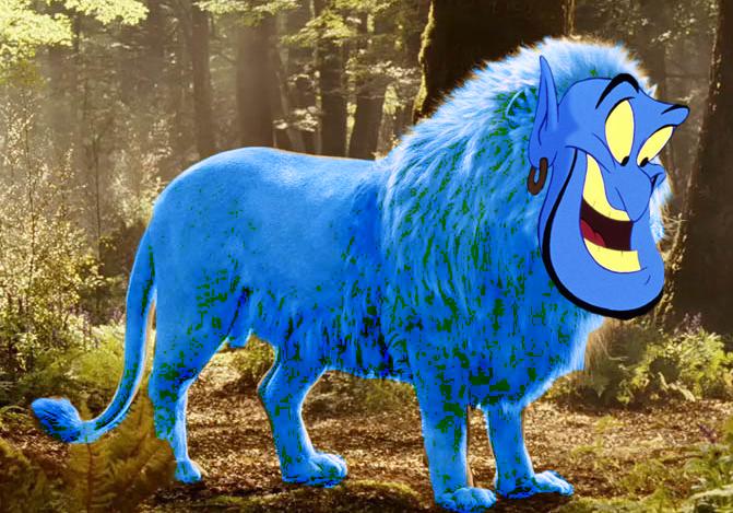 jen-johnson-blue-genie-aslan-lion-holy-spirit