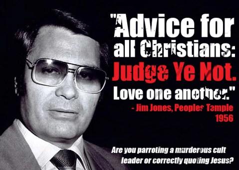 Jim Jones Judge Not Jingle